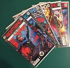 Nightwing: New World Order (2017) #1-6 Complete Mini Series