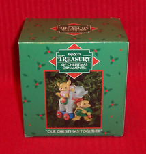 Enesco 2002 Our Christmas Together