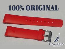 NAUTICA AUTHENTIC BAND / STRAP RED N12628G N18639G A36003G A14561G N14611G