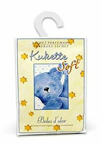Large Scented Sachet Kukette Soft with Hanger, Fragrance Tenderness and Babies