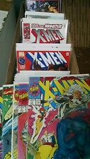 X-men Comic Lot of 181 comics plus variants out of 1-275 nm bag boarded