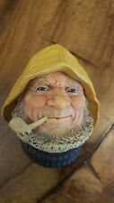 Bossons chalkware heads Old Salt