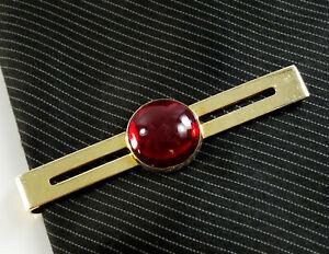 Vintage AFL\u2013CIO Trade Union Silver Enamel Tie Bar Clip