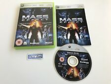 Mass Effect - Microsoft Xbox 360 - PAL UK - Avec Notice