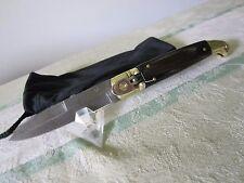 armando beltrame damascus folding knife