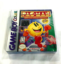 Pac Man Special Color Edition (Nintendo Game Boy Color GBC) NEW ** Sealed **