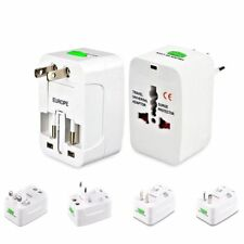 International Ac Power Converter Travel Charger Universal Adapter All in One