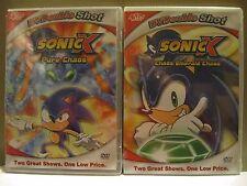 Sonic X Pure Chaos & Chaos Emerald Chaos (DVD,