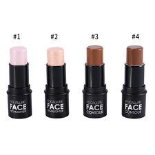 4Colors Women Facial Contour Highlighter Highlighting Stick Shimmer Makeup Tool
