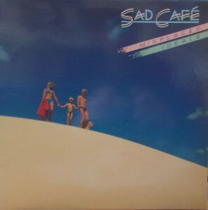 Sad Cafe - Misplaced Ideals  (EX)  1978 LP.
