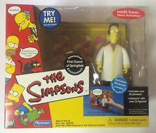 The Simpsons. World Of Springfield. WoS. First Church Of Springfield. Playmates