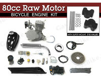 80cc Raw Motor Bicycle Engine Kit Gas Motorized Bicycle