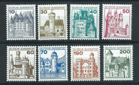 "Allemagne RFA N°762/67** (MNH) 1977 - Série courante ""Châteaux"""