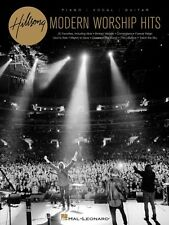 Hillsong Modern Worship Hits Sheet Music Piano Vocal Guitar SongBook 000154952