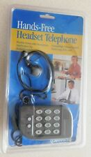 Conair Hands Free Headset Telephone - Opened Package