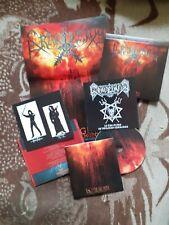 GRAVELAND-in the glare of burning churches-CD-black metal