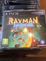 PS3 Rayman Legends Promo Game (Full Promotional Game) Ubisoft PAL