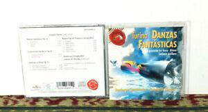 Turina, Danzas Fantasticas - 1992 CD - RCA Victor Red Seal Classical - NM disc