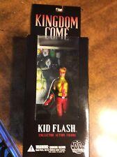 KID FLASH Alex Ross DC Direct action figure JUSTICE Kingdom Come complete