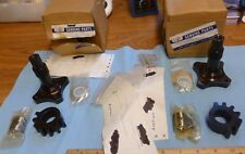 CESSNA RETRACTABLE 1209005-1RH & 1209005-1LH GEAR ACTUATOR SPINDLES, CLAMPS +