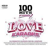 100 Hits Presents: Love Karaoke, Acceptable, Various Artists, Box set