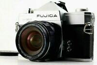 Fujica ST701 35mm SLR Film Camera w/SMC Takumar 28mm f3.5,Lens cap**Exc+5**
