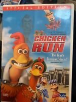 Chicken Run (DVD, 2000, Widescreen)