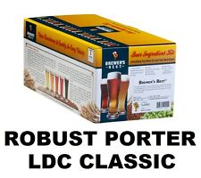 BEER KIT ROBUST PORTER MAKES 5 GALLONS BREWERS BEST HOLIDAY INGREDIENT KIT #1062