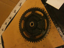 yamaha fazer fzs600 1998 - 2000  Rear sprocket carrier & cush drive rubbers