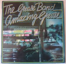 THE GREASE BAND   (LP 33 Tours)  AMAZING GREASE