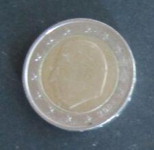2 Euro Münze Belgien Prägejahr 2004, aus Umlauf, Sammlerstück!