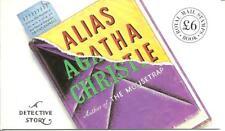 Qe2 Agatha Christie £6 Prestige Booklet Dx12 1991