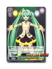 "Weiss Schwarz Project DIVA x 4 Hatsune Miku""Pansy"" [PD/S22-E040 C] English"