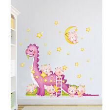Removable Art Vinyl Decal Stickers Kids Room Home Wall Sticker Jurassic World B