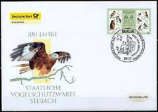 BRD 2008: Vogelschutzwarte Seebach! Post-FDC der Nr 2661! Berliner Stempel! 1607