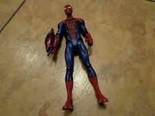 "2012 HASBRO--10"" TALKING SPIDERMAN FIGURE (LOOK)"