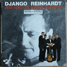 """DJANGO REINHARDT """"JOUE AVEC LES GUITARS UNLIMITED""""  45T"""