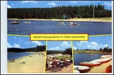 KARL-MARX-STADT CHEMNITZ DDR Postkarte Oberrabenstein Naherholungszentrum