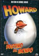 Howard... e il destino del mondo (1986) DVD