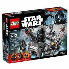 Lego Star Wars Darth Vader Transformation 282 PCS 75183 Ages 7-12