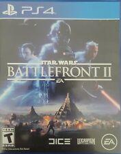 Star Wars: Battlefront II (Sony PlayStation 4, 2017)