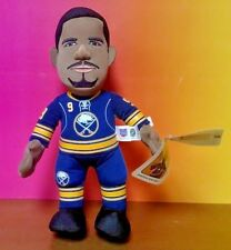 NWT NEW Bleacher Creatures NHL Buffalo Sabres Sharks Evander Kane 10 Inch Plush