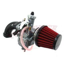 Mikuni 26mm Vergaser Luftfilter Ansaugstutzen Für 110cc 125 140cc Pit Dirt Bike