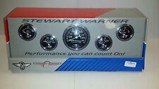 STEWART WARNER 82227 WINGS MECHANICAL SPEEDO KIT HOTROD/STREETROD/FORD/CHEVY/PU