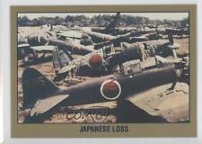 1991 Tuff Stuff Remembering Pearl Harbor #41 Japanese Loss Non-Sports Card 0m0