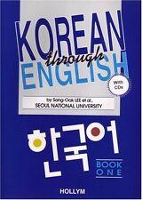 Korean Through English, Book 1 (Book only)