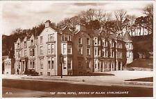 The Royal Hotel, BRIDGE OF ALLAN, Stirlingshire RP