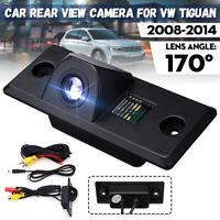 KIt Caméra de Recul Vision nocturne Arriere NTSC/PAL pour VW Tiguan 2008-2014