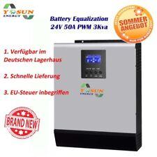 2400W Solar Wechselrichter 3Kva 230Vac 24Vdc 50A AC PWM Solar Batterie Ladegerät