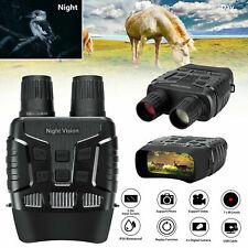 Night Vision Binoculars HD 4X Digital Infrared Hunting Binocular Scope Zoom US